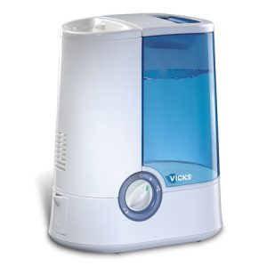 Humidificateur Vicks Warm Mist