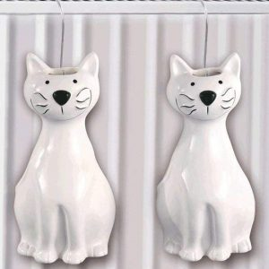 Saturateurs chat Wenko (lot de 2)